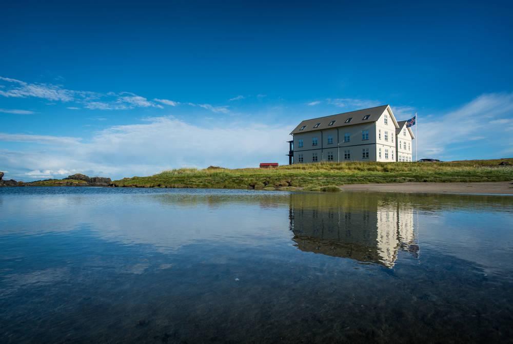 Hotel Budir, Snaefellsnes, Iceland
