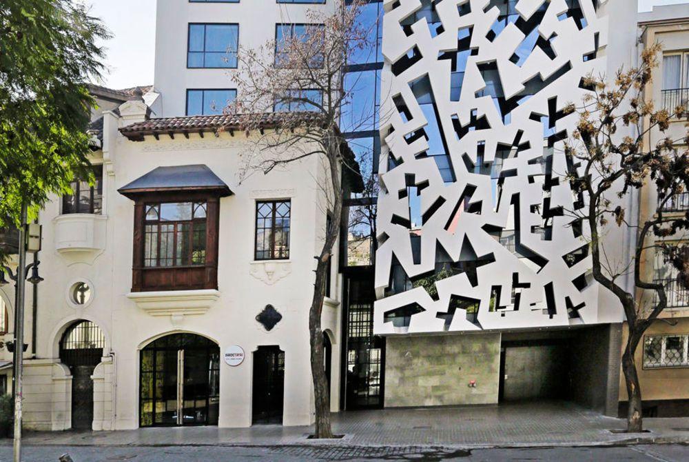 Hotel Cumbres Lastarria, Santiago