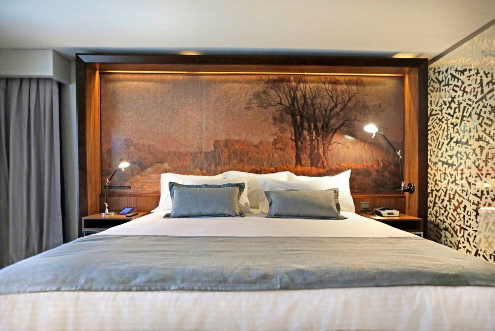 Superior Double, Hotel Cumbres Lastarria