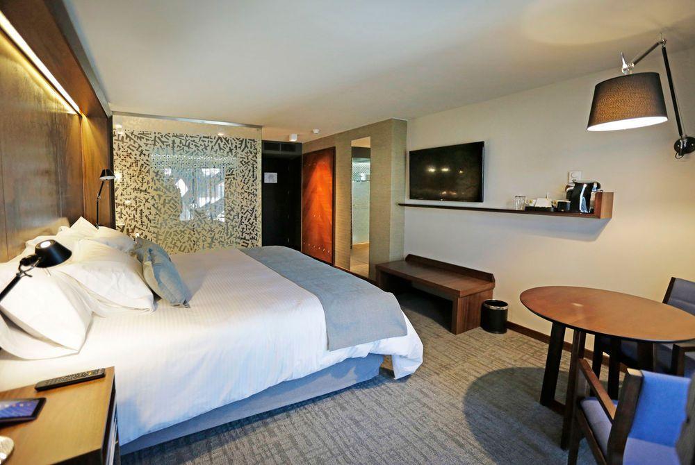 Standard Double, Hotel Cumbres Lastarria
