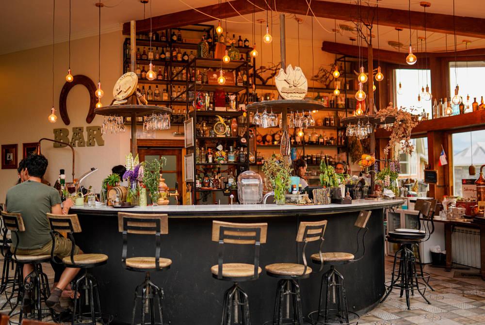 Pioneer Bar, Hotel Estancia Las Torres