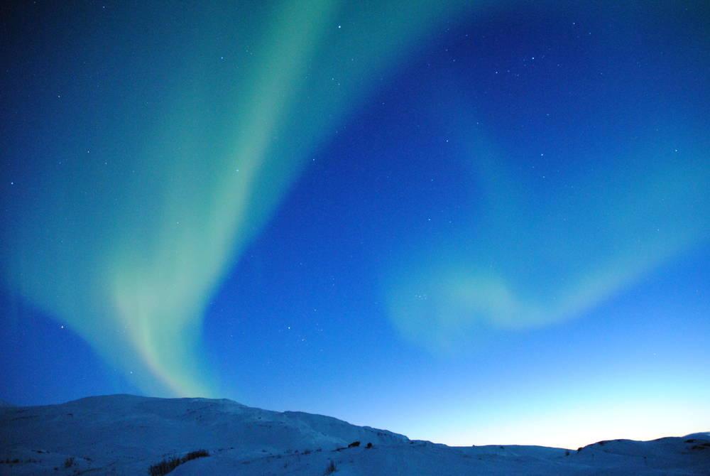 Northern Lights, Bjorkliden