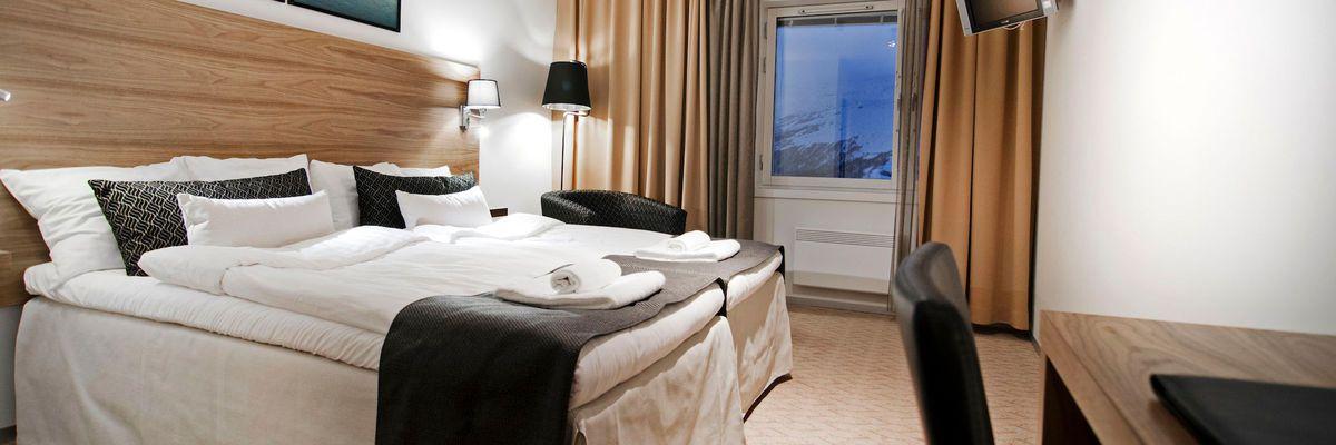 Hotel Fjallet, Bjorkliden