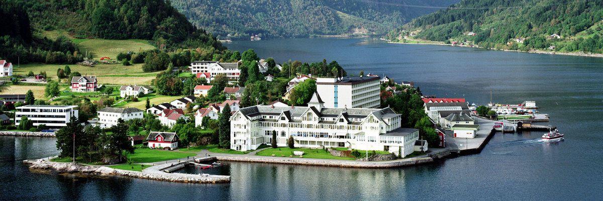 Hotel Kviknes, Balestrand
