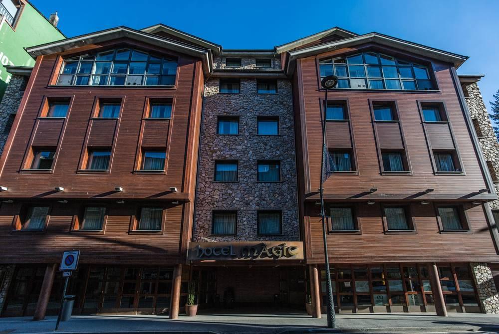 Hotel Magic La Massana, Vallnord