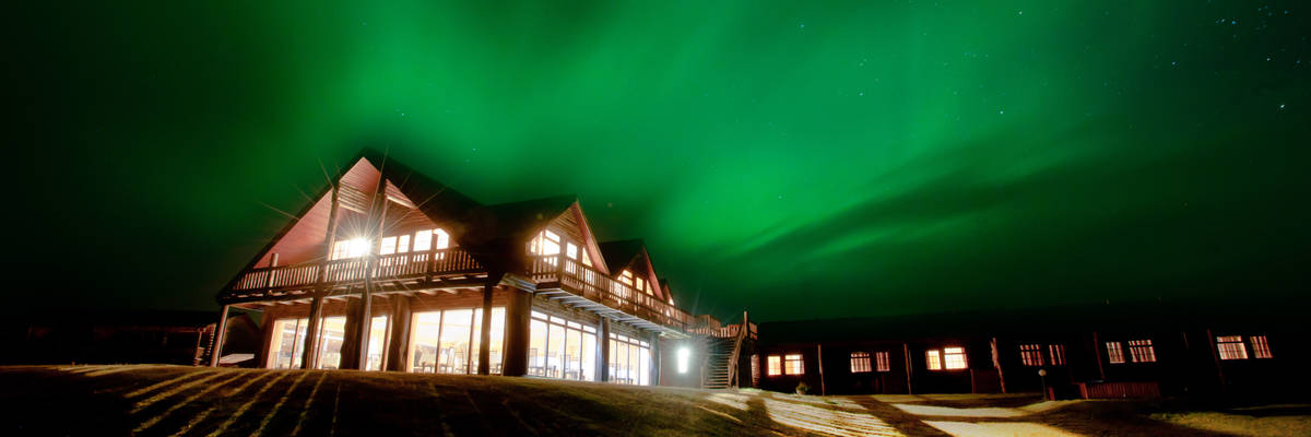 Hotel Ranga, South Iceland