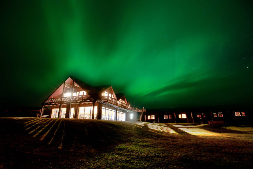 Hotel Ranga, Northern Lights