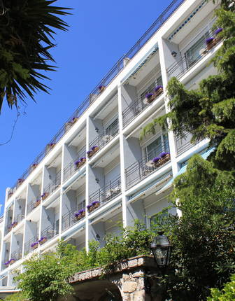 Hotel Regina Cristina, Capri