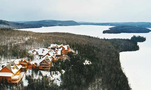 Hotel Sacacomie, Quebec