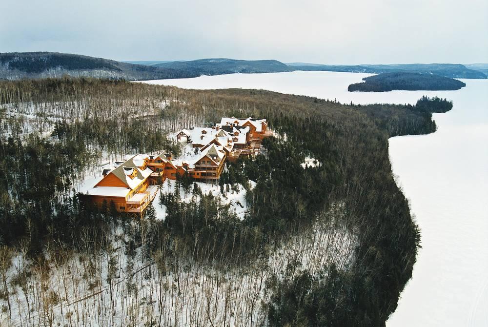 Hotel Sacacomie, Québec