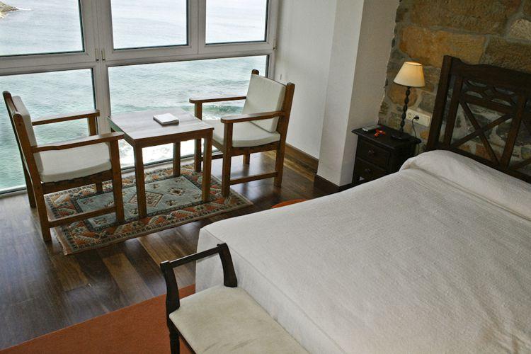Hotel Saiaz, Getaria