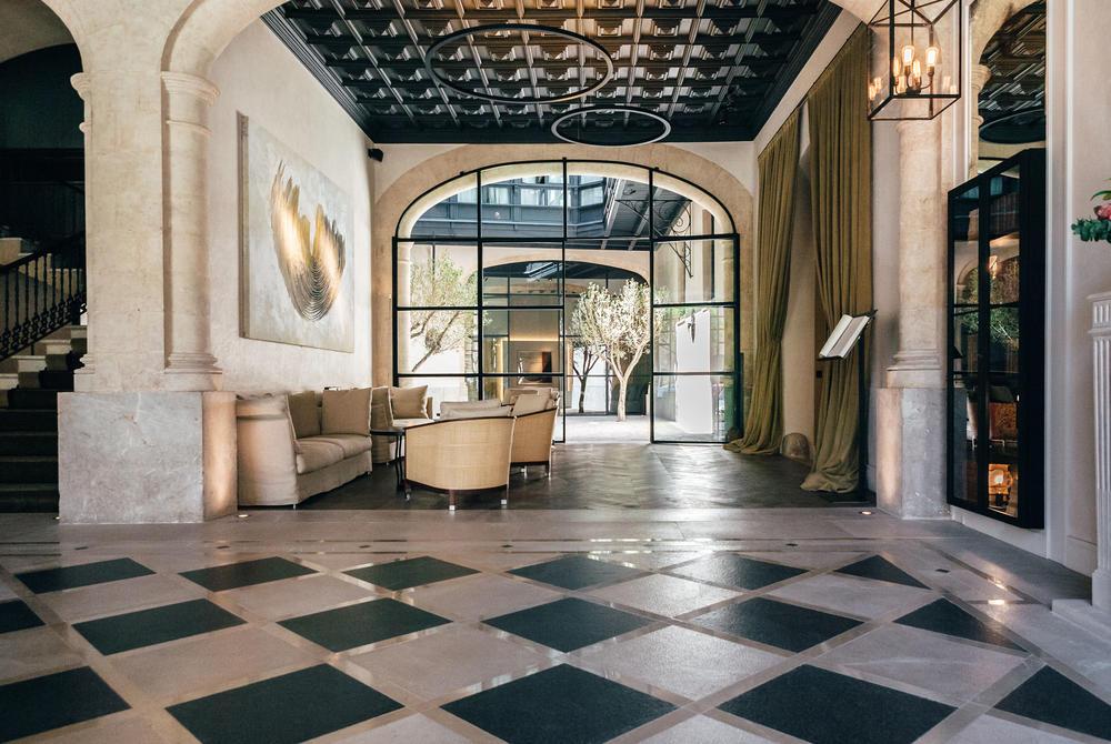 Hotel Sant Francesc, Mallorca