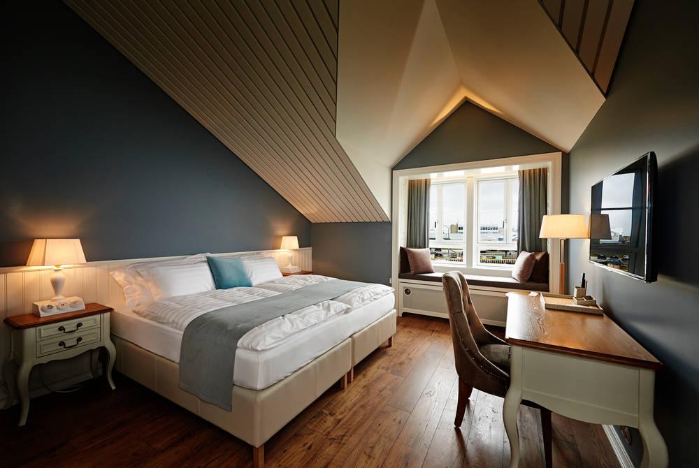 Accommodation, Hotel Siglo