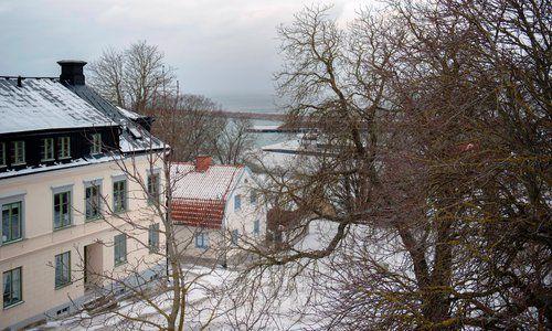 Hotel Slottsbacken, Visby, Gotland