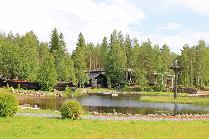 Hotel & Spa Resort Järvisydän, Finnish Lakeland