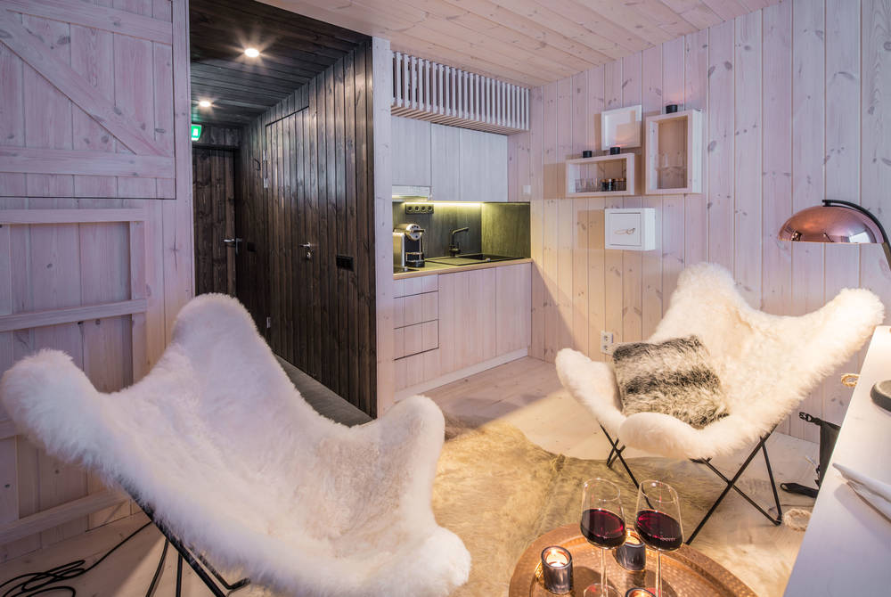 Hotel Suite with Kitchenette, Arctic TreeHouse