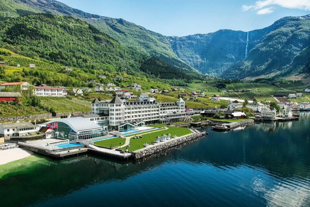 Hotel Ullensvang, Hardanger