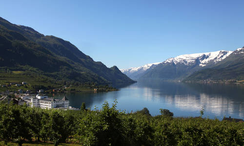 The Western Fjords of Norway with De Historiske