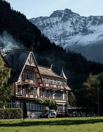 Hotel Union Oye
