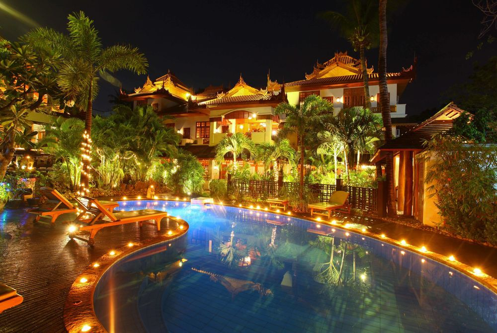 Hotel by the Red Canal, Mandalay