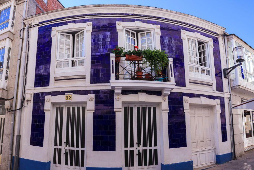 House in Sarria, Spain