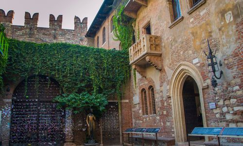 House of Juliet, Verona, Italy