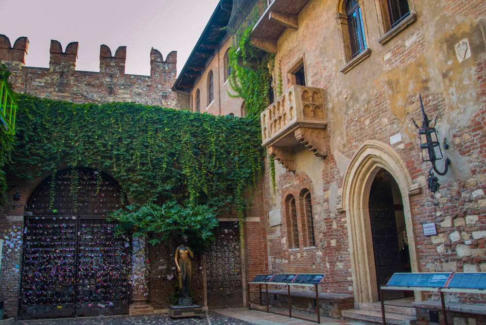 House of Juliet, Verona
