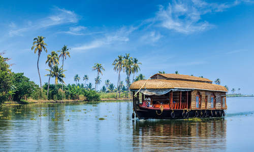 Houseboat, Kerala backwaters
