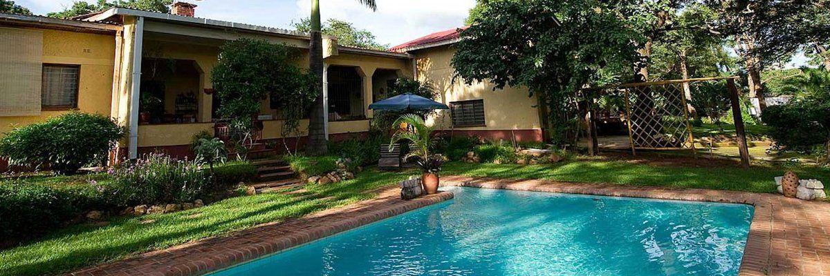 Hueglin's Lodge, Lilongwe, Malawi