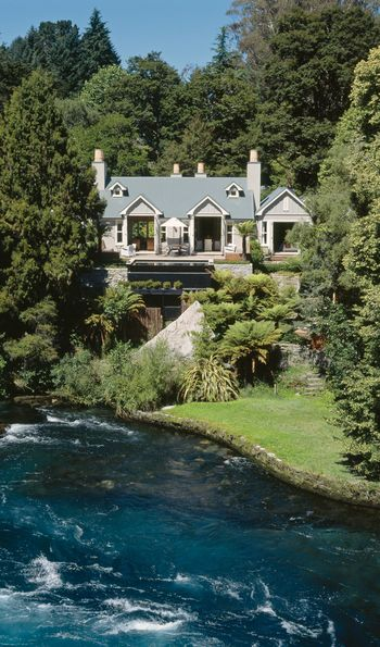 Huka Lodge, New Zealand