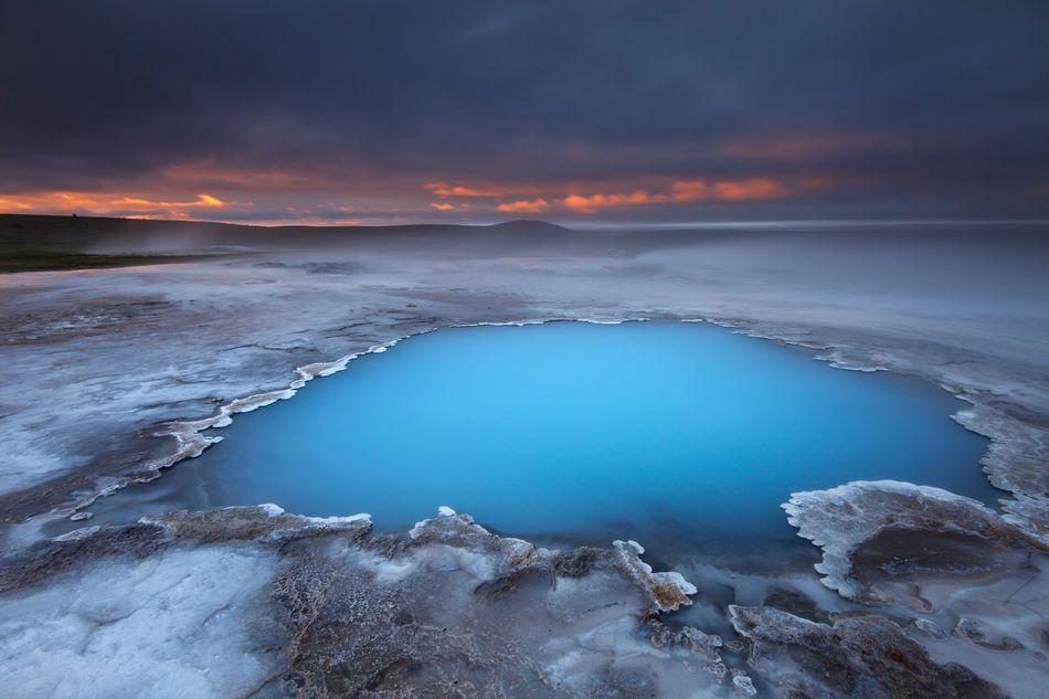 Hveravellir in Iceland