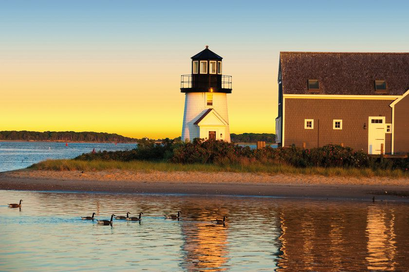 Hyannis Harbor, Cape Cod, Massachusetts