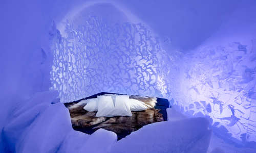 How to design your own ICEHOTEL Art Suite