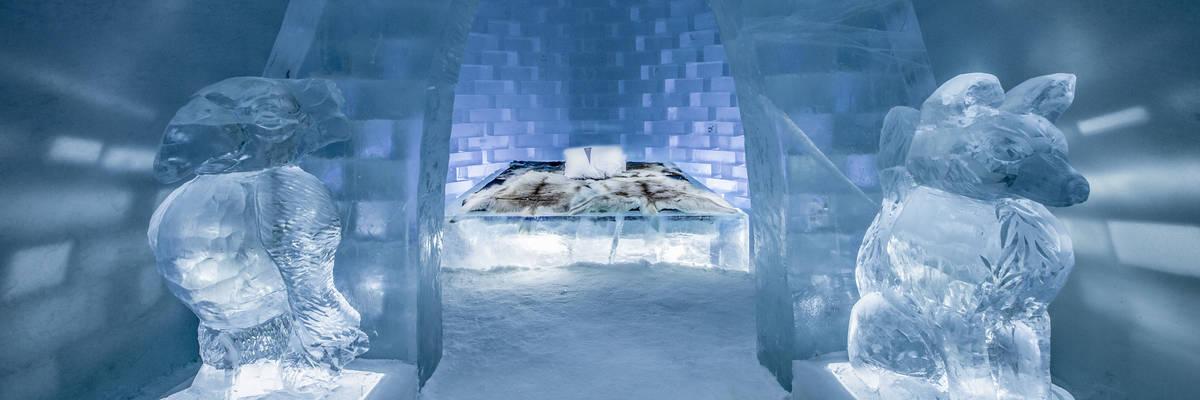 ICEHOTEL 29 | Art Suite Haven