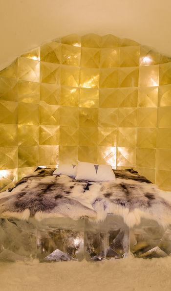 Golden Ice Art Suite (Credit: Asaf Kliger)