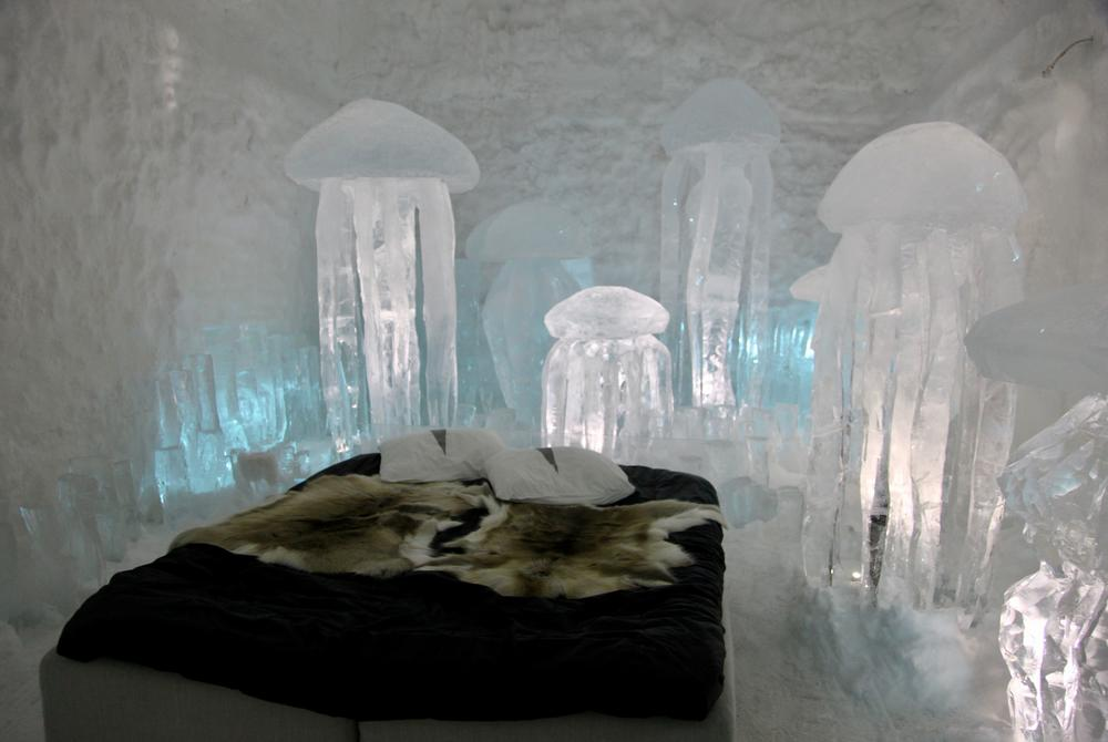 ICEHOTEL 365 Art Suite