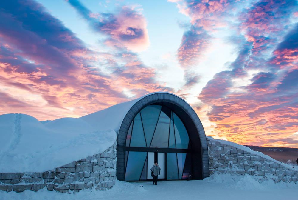 ICEHOTEL 365 (© Asaf Kliger)