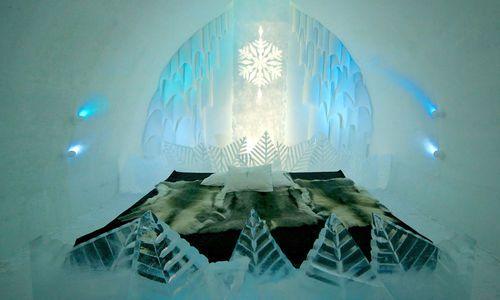 ICEHOTEL, Kiruna
