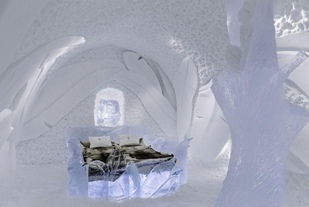 ICEHOTEL, Kiruna, Jukkasjärvi