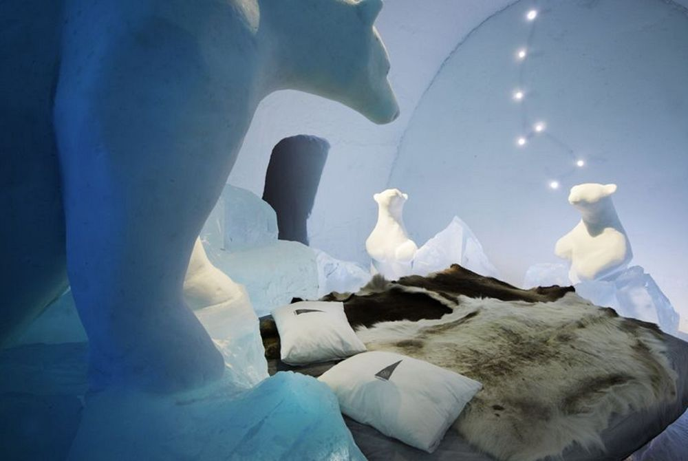 Classic icehotel break holidays 2018 2019 best served - Hotel de glace suede ...