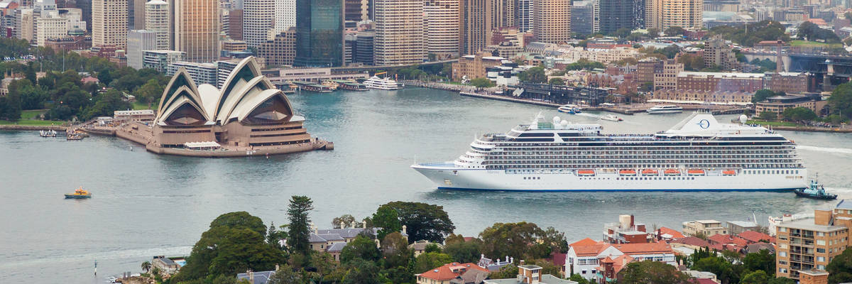 The Culinary Center on Oceania Cruises