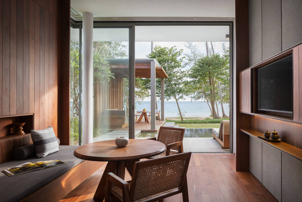 One bedroom villa, Alila Villas, Koh Russey, Cambodia