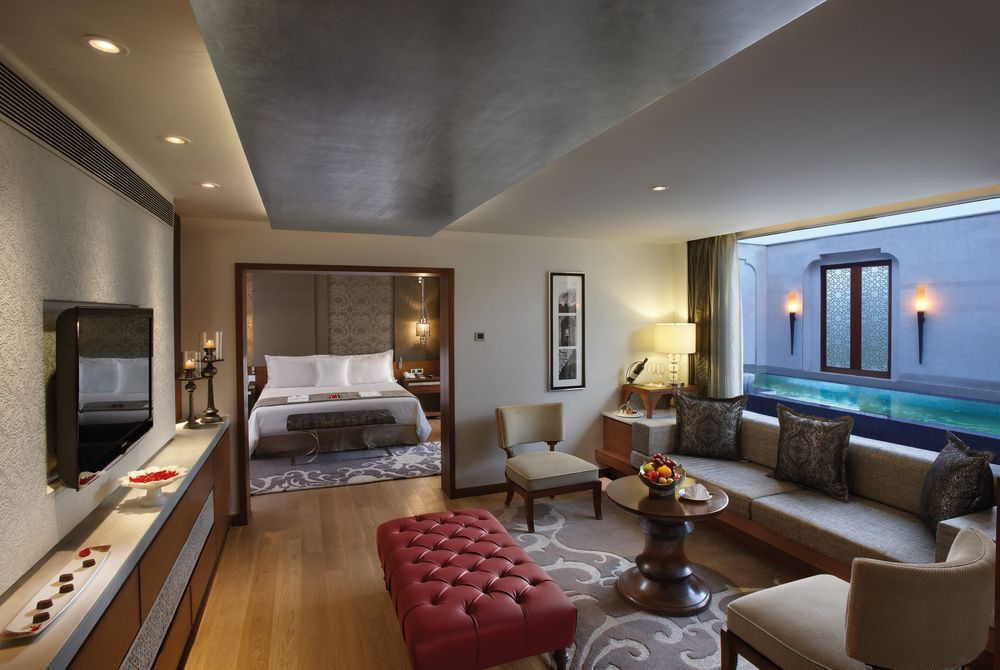 Grand Presidential Suite, ITC Mughal, Agra