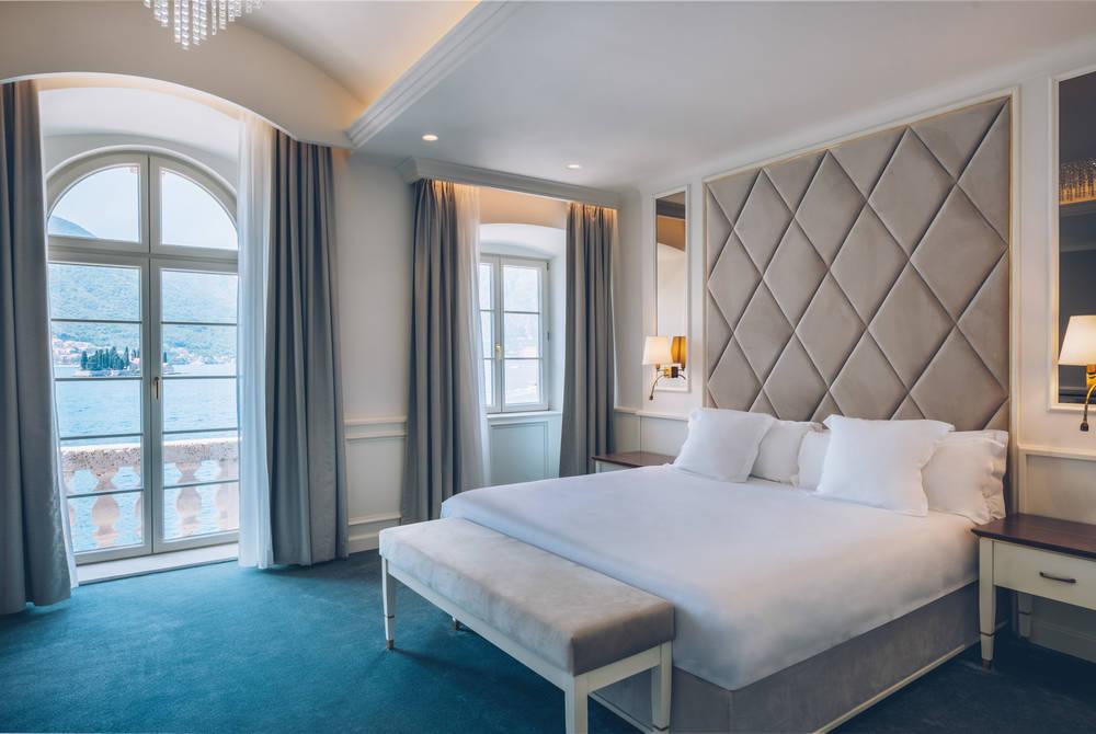 Bedroom, Iberostar Perast, Montenegro