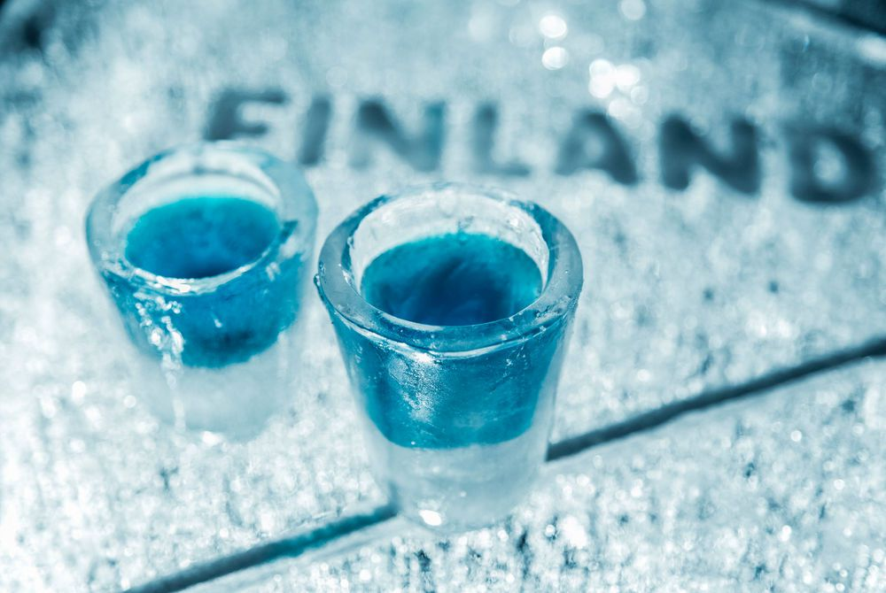 Ice Bar, Arctic SnowHotel and Glass Igloos, Finnish Lapland
