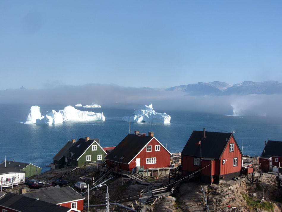 Uummannaq, northern Greenland