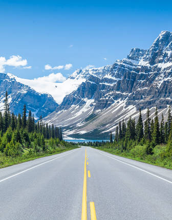 Icefields Parkway, British Columbia