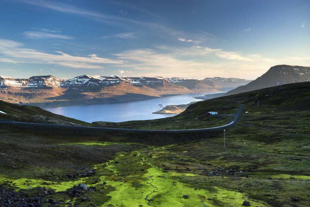 Iceland's East Fjords