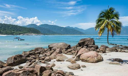 Ilha Grande Island, Brazil, South America