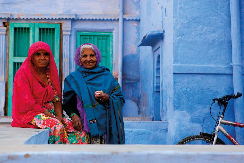 Indian Women, Jodhpur, India